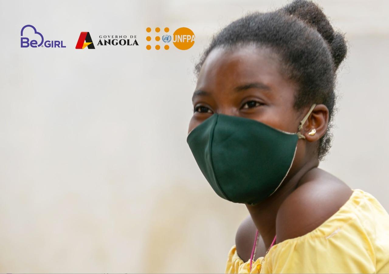 Relatório de Impacto Fase 1 Programa Ser Menina Em Angola