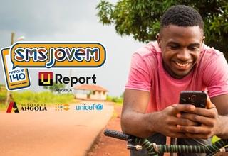 Lançamento da Plataforma SMS Jovem/U-Report Angola