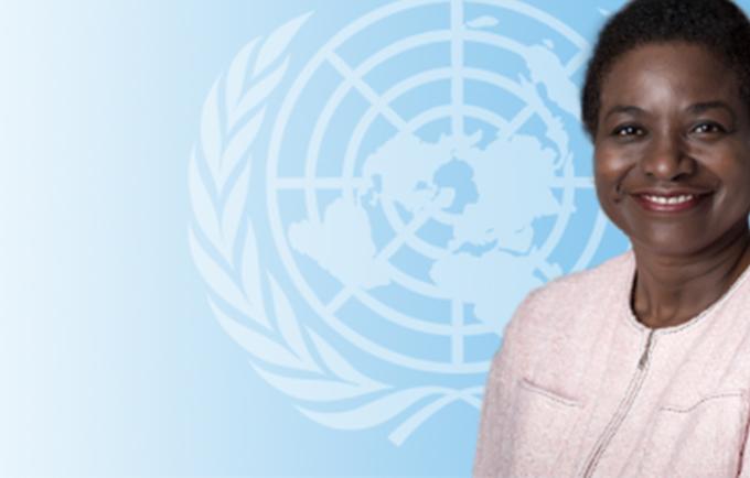 Drª Natalia Kanem nomeada Directora Executiva do UNFPA
