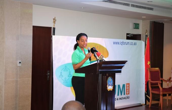 Florbela Fernandes – Representante do UNFPA em Angola