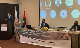 The Ministry of Economy and Planning (MEP), with the collaboration of UNFPA, held a multi-sectoral workshop on 15 July with the participation of key sectors of government