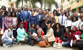 Group Photo / Methodological Seminar on Sexual Education and Reproductive Health, Luanda