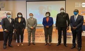 Membros do Governo e do Sistema da Nações Unidas em Angola