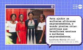 Declaração da Diretora Executiva do UNFPA Dra. Natalia Kanem  Dia Internacional da Menina