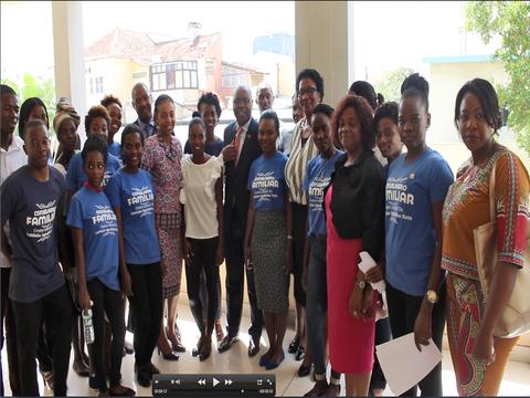 Workshop sobre Educação Sexual Abrangente